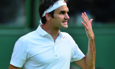 Defending champion Federer knocked out in second round
