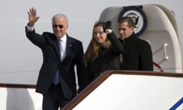 Biden calls for trust with China amid airspace dispute