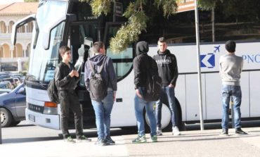 Students promise action as bus fares introduced