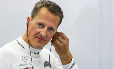 Small, encouraging signs in Schumacher condition