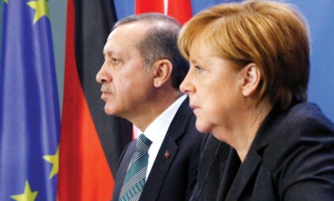German politicians say Merkel left EU exposed to Turkish blackmail