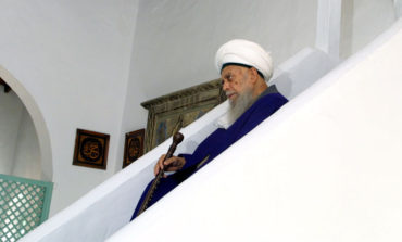 Turkish Cypriot Sufi Shaykh Nazim buried (update)