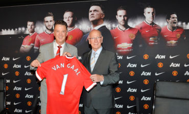 United hoping the only way is up under Van Gaal