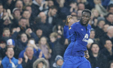 Lukaku gives Everton advantage in Kiev