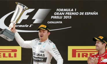 Rosberg cruises to Spanish Grand Prix win