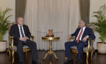 Turkey's foreign minister: Turkish Cypriots' security is 'paramount'