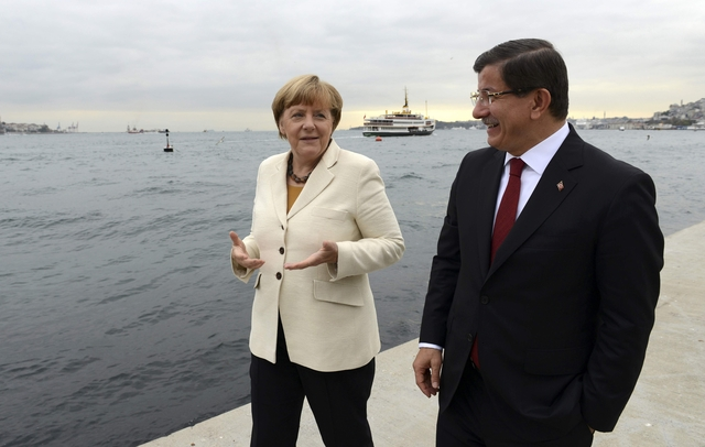 Merkel ready to push Turkey EU accession in exchange for migrant help (Update 2 'EU will also support Cyprus')