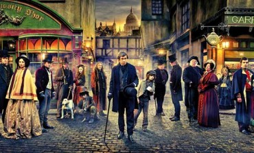 Dry those Downton tears, Dickensian is here