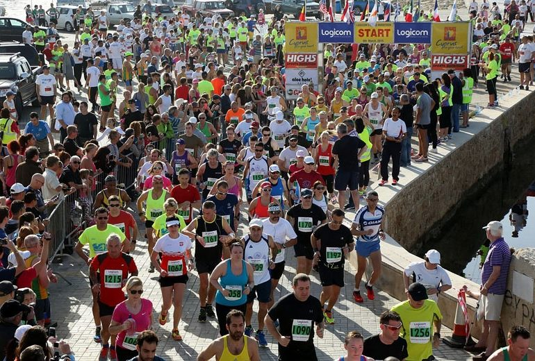 Heart attack deaths rise when a large marathon is in town