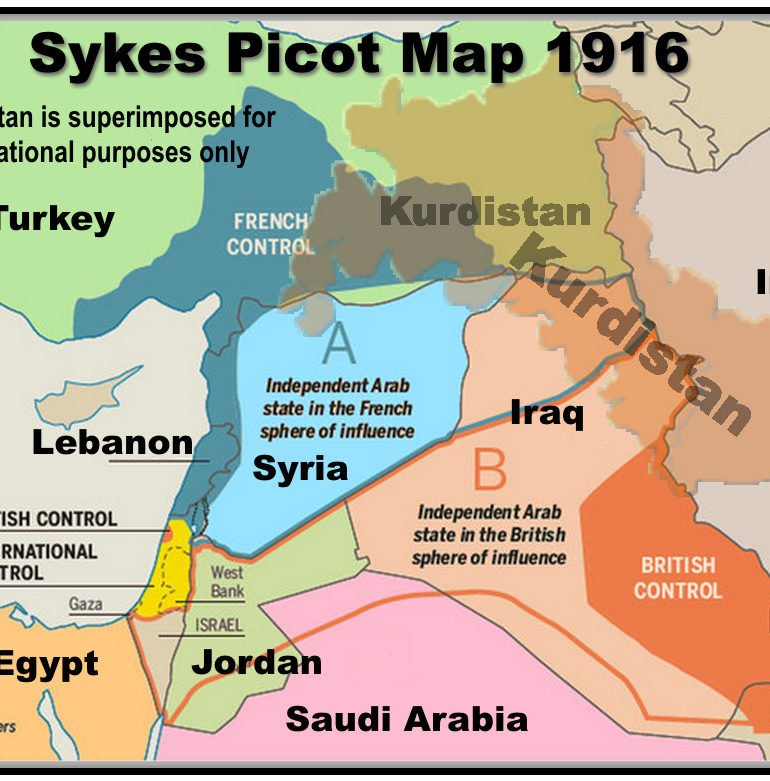 Time for a new sykes picot agreement to fix the middle east cyprus time for a new sykes picot agreement to fix the middle east platinumwayz