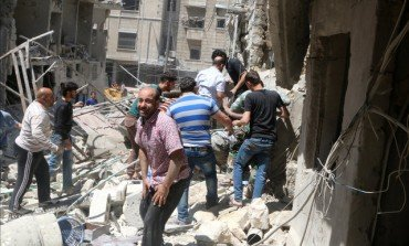 Air strikes on Aleppo hospital kill 27, UN says 'catastrophic' (Update 2)
