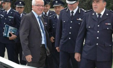Nicolaou slams Akel criticisms over police promotions