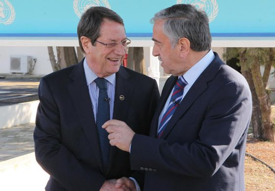 Anastasiades: Differences remain on property, situation 'complicated' adds Akinci (Update)