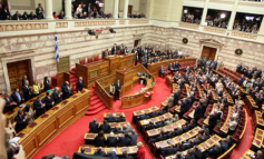 Greek parliament approves bailout reforms before Eurogroup meeting