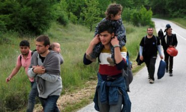 Smugglers made $5-6bn off migrants to Europe in 2015