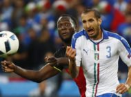 Holders Spain face daunting task against shrewd Italians