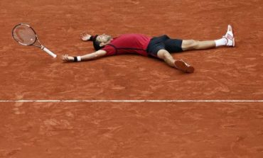 Djokovic wins first French Open title