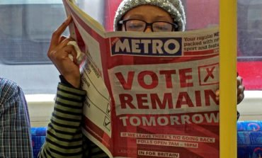 On eve of fateful British EU referendum, rivals race for final votes