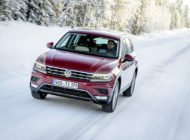 New Volkswagen Tiguan arrives