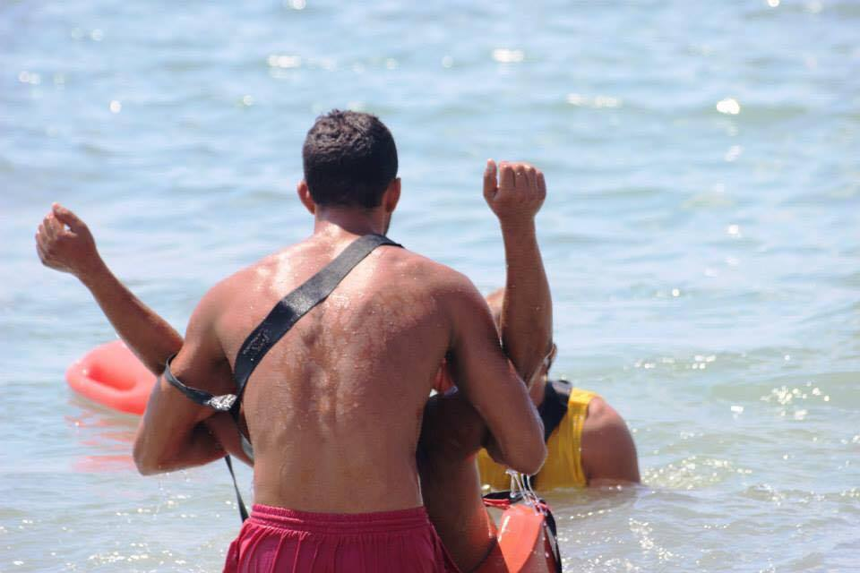 07530b50d1c Lifeguards rescue five people in 24 hours - Cyprus Mail