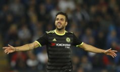 Fabregas double gives Chelsea comeback win over Leicester
