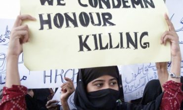 Pakistan parliament passes legislation against 'honour killings'