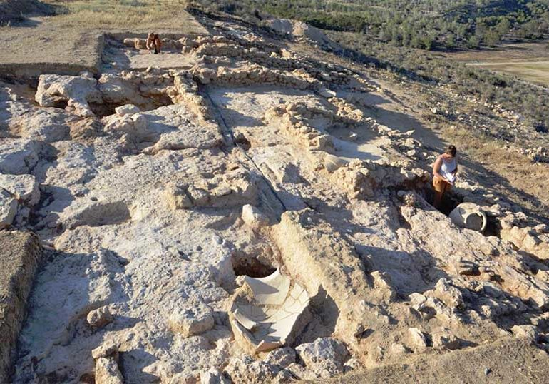 Pyla excavation works conclude for the year