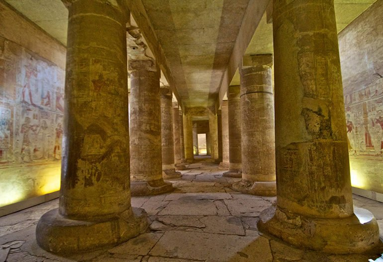 Ancient city uncovered in Egypt by archaelogists