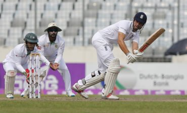 Rattled England face trial by spin against India