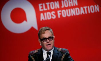 """Sir Elton John admits Britain is """"horrible"""" at the moment"""