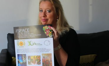 A Minute with Sarah Coyne Co-creator of The Space for Art charity project