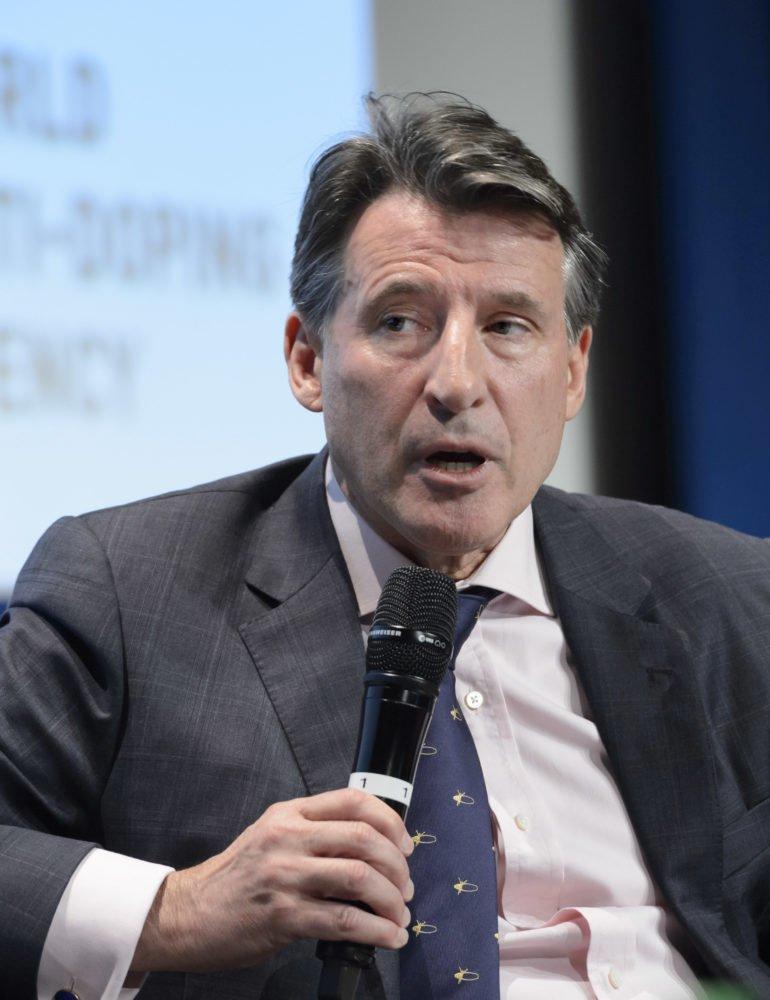 Coe denies misleading doping committee