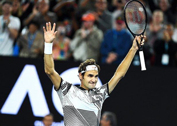 Federer fights off Wawrinka to reach final
