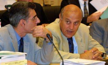 Former DISY deputy Antonis Karas dies