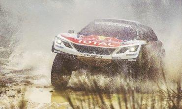 1-2-3 glory for Peugeot on Dakar Rally