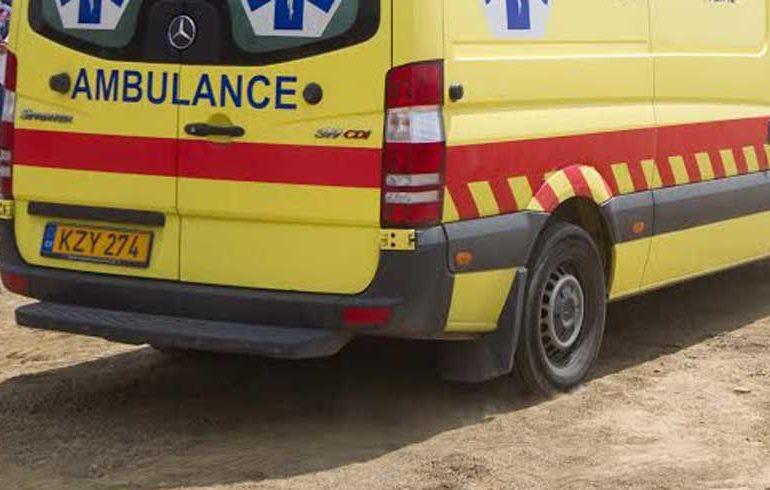 Man dies after digger overturns