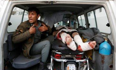 Taliban attack near Afghan parliament kills more than 30