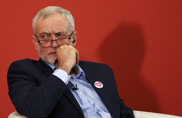 Legal basis for British strikes in Syria debatable – Corbyn