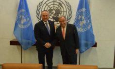 Turkish Foreign Minister Mevlut Cavusoglu optimistic ahead of Geneva talks