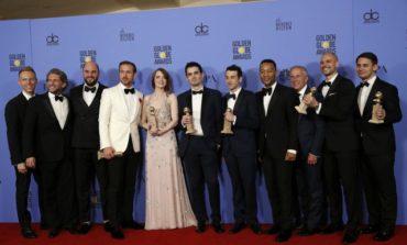 'La La Land' big winner at Golden Globes