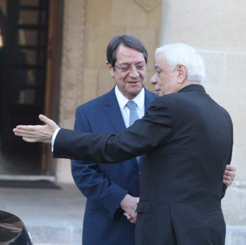 Greece, Cyprus 'united like never before'