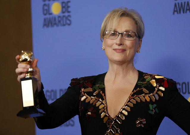 Trump hits back at Meryl Streep, calls actress 'overrated'