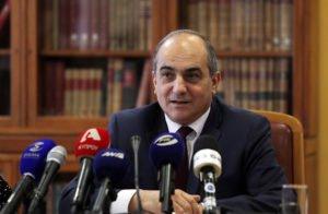 President of the House of Representatives Demetris Syllouris