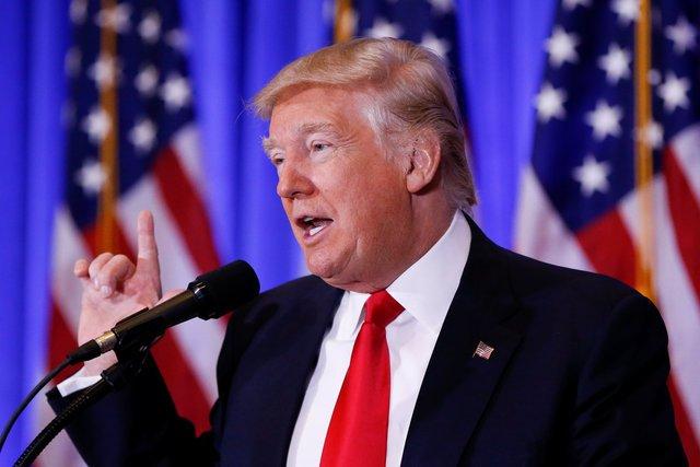 Trump scorns probe into FBI pre-election handling of Clinton emails
