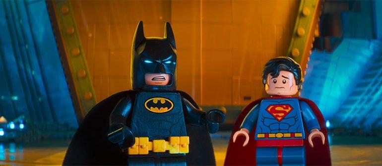 Film review: The Lego Batman Movie ***