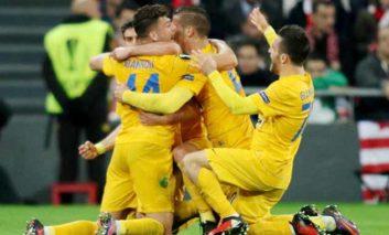 Apoel hopeful of 'miracle' against Athletic Bilbao