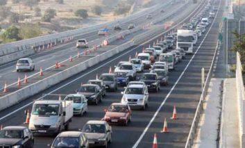 Limassol-Nicosia motorway closed due to accident