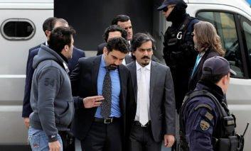 Cojones the preserve of Greek judges and Merkel