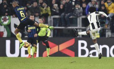 Cuadrado's rocket sees leaders Juve end Inter streak