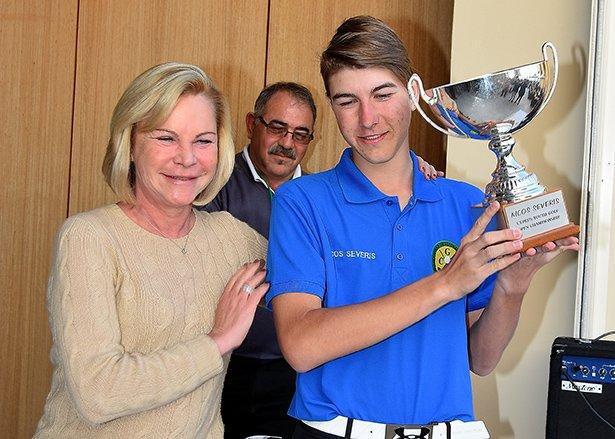 Youth Golf Open a big success at Elea Estate